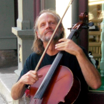 Lee Zimmerman - Cellist and Vocalist